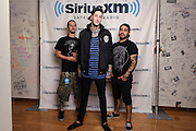 Portraits of the metal band Suicide Silence at SiriusXM Studios, NYC. August 16, 2012. Copyright © 2012 Matthew Eisman. All Rights Reserved.
