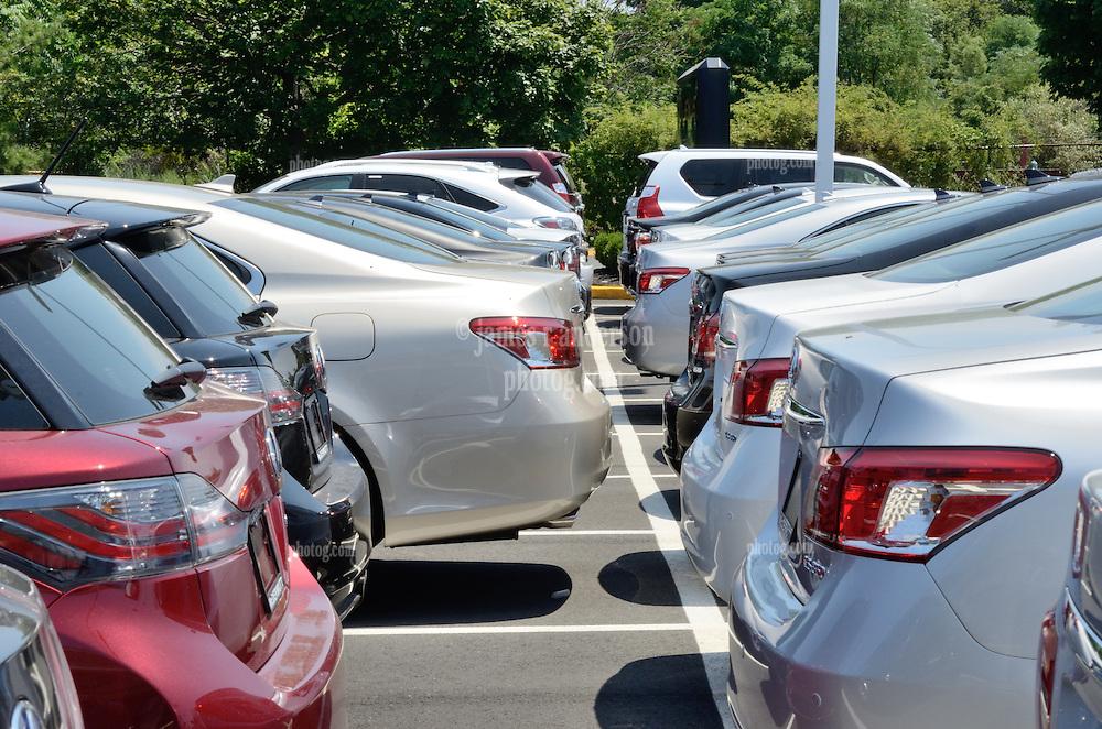 McDermott Lexus of New Haven Dealership Photo.