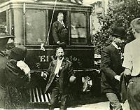 1910 President Taft in Hollywood