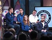 AOL Build Speaker Series - Carlos Baldera, David Boudia, Steven Lopez Tatyana McFadden, Michael Smol