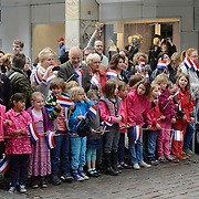 Koning en koningin bezoeken Noordrijn-Westfalen. <br /> Koning Willem Alexander en Koningin Maxima brengen een bezoek aan het Zentrum Niederlande-Studien<br /> <br /> King and Queen visit North Rhine-Westphalia.<br /> King Willem Alexander and Queen Maxima  visit the Zentrum Niederlande-Studien