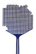 a extensive used fly swatter