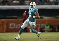 28 August 2014: Miami Dolphins wide receiver Kyle Miller (86) plays against the St. Louis Rams in Miami s 14-13 victory at Sun Life Stadium, Miami, Florida. NFL American Football Herren USA AUG 28 Preseason - Rams at Dolphins PUBLICATIONxINxGERxSUIxAUTxHUNxRUSxSWExNORxONLY Icon211140828038<br /> <br /> 28 August 2014 Miami Dolphins Wide Receiver Kyle Miller 86 Plays Against The St Louis Rams in Miami s 14 13 Victory AT Sun Life Stage Miami Florida NFL American Football men USA Aug 28 Preseason Rams AT Dolphins PUBLICATIONxINxGERxSUIxAUTxHUNxRUSxSWExNORxONLY