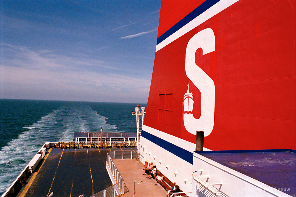 Stenaline ferry Harwich - Hoek van Holland