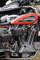 Billy Lane's Sons of Speed vintage motorcycle racing during Biketoberfest. Daytona Beach, FL, USA. Saturday October 21, 2017. Photography ©2017 Michael Lichter.
