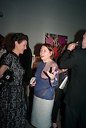 MELANIE CLORE; DRUSILLA BEYFUS, Can we Still Be Friends- by Alexandra Shulman.- Book launch. Sotheby's. London. 28 March 2012.