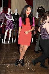 SARAH JANE CRAWFORD at the Juicy Couture - Viva La Juicy perfume Party held at Home House, Portman Square, London on 30th May 2013.