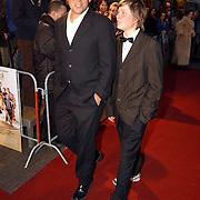 Premiere Be Cool, Erik van der Hoff en zoon Boris