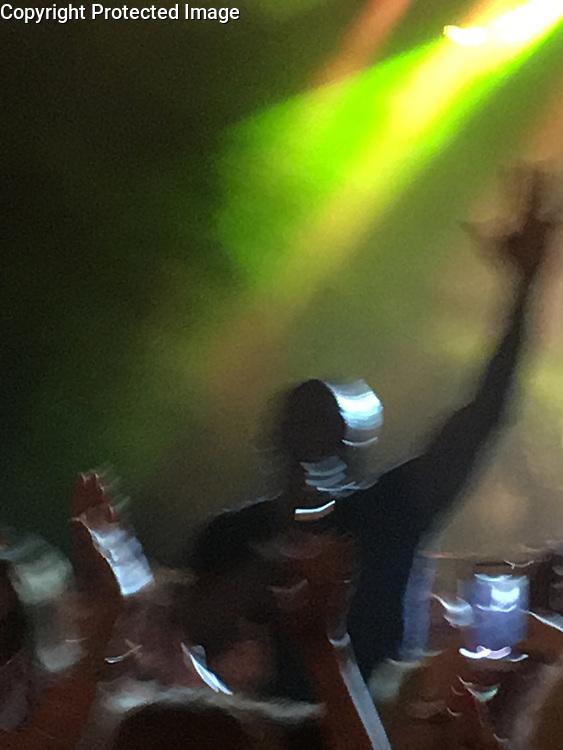 Seal in Concert at Ravinia 2016
