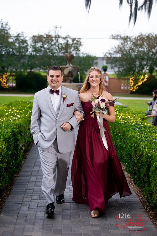 David & Ashley Wedding Photography Samples | Hotel Indigo, City Park,  and Southern Oaks Plantation | 1216 Studio Wedding Photography
