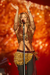 06.06.2010, Madrid, ESP, Colombian singer Rihanna live in Concert, Rock in Rio Madrid 2010. EXPA Pictures © 2010, PhotoCredit: EXPA/ Alterphotos/ Billy Chappel / SPORTIDA PHOTO AGENCY