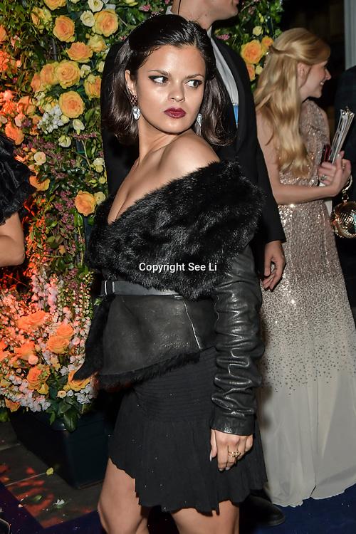 Bip Ling arrivers at Tramp Members Club 40 Jermyn Street, on 23 May 2019, London, UK.
