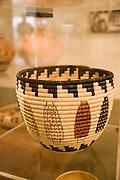 Basket, Museum of Northern Arizona, Flagstaff, Arizona, USA<br />