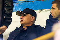 Manchester United Manager Jose Mourinho in the stands at Burnley - Mandatory by-line: Robbie Stephenson/JMP - 30/08/2018 - FOOTBALL - Turf Moor - Burnley, England - Burnley v Olympiakos - UEFA Europa League Play-offs second leg