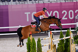 Mandli Beat, SUI, Dsarie, 384<br /> Olympic Games Tokyo 2021<br /> © Hippo Foto - Dirk Caremans<br /> 01/08/2021