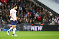 England defender James Tarkowski (6) during the Friendly match between England and Italy at Wembley Stadium, London, England on 27 March 2018. Picture by Toyin Oshodi.