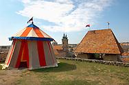 Inside Eger Castle walls - Hungary