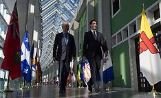 Ottawa: National Indigenous Leaders Meeting 9 Dec2016
