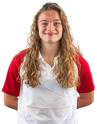 Jodie Ounsley of England Rugby 7s - Mandatory by-line: Robbie Stephenson/JMP - 17/09/2019 - RUGBY - The Lansbury - London, England - England Rugby 7s Headshots