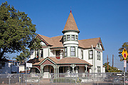Historic Woelke-Stoffel House in Anaheim being remodeled