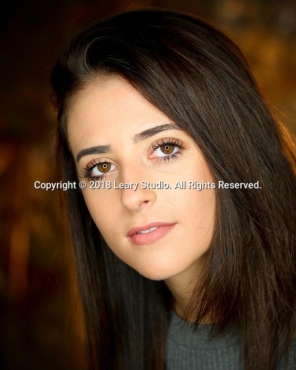 Hayli Hoolahan Senior Portrait