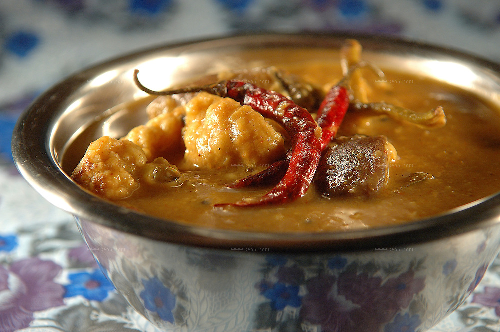 Sambar Dal ( Recipe available upon request )