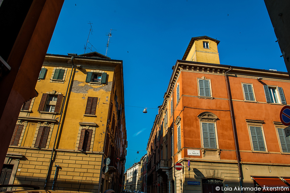 Scenes from Modena