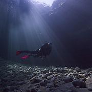 Verzasca - Underwater