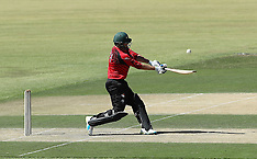Paarl- Africa T20 Cup Pool D matches 23 Sep 2016