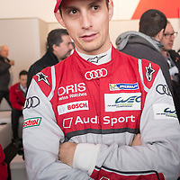 Ollie Jarvis, Audi, at the WEC 6 Hours of Spa-Francorchamps 2015