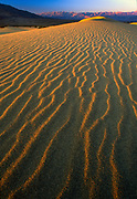 Death Valley is a desert located in Eastern California. Situated within the Mojave Desert, it features the lowest, driest, and hottest locations in North America.