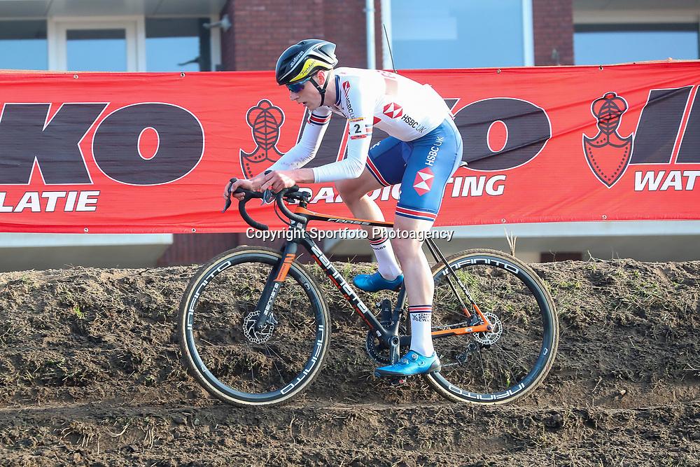 26-01-2020: Wielrennen: Wereldbeker Veldrijden: Hoogerheide <br />Ben Turner