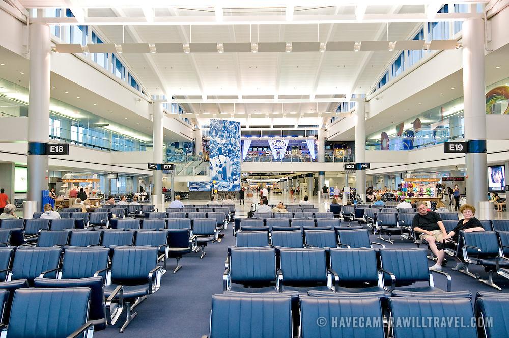 George Bush Intercontinental Airport, Houston, Texas