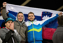 Zan Rudolf ahead to the football match between National teams of Slovenia and England in Round #3 of FIFA World Cup Russia 2018 Qualifier Group F, on October 11, 2016 in SRC Stozice, Ljubljana, Slovenia. Photo by Vid Ponikvar / Sportida