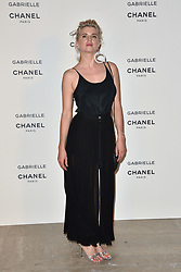 """Cecile Cassel attending the party for the new Chanel perfume """"Gabrielle"""", at the Palais de Tokyo in Paris, France, on July 4, 2017. Photo by Alban Wyters/ABACAPRESS.COM"""