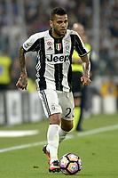 Dani Alves Juventus,<br /> Torino 20-08-2016, Juventus Stadium, Football Calcio 2016/2017 Serie A, Juventus - Fiorentina, Foto Filippo Alfero/Insidefoto