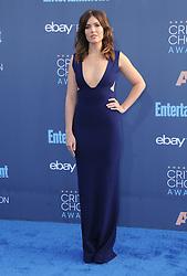 Mandy Moore  bei der Verleihung der 22. Critics' Choice Awards in Los Angeles / 111216