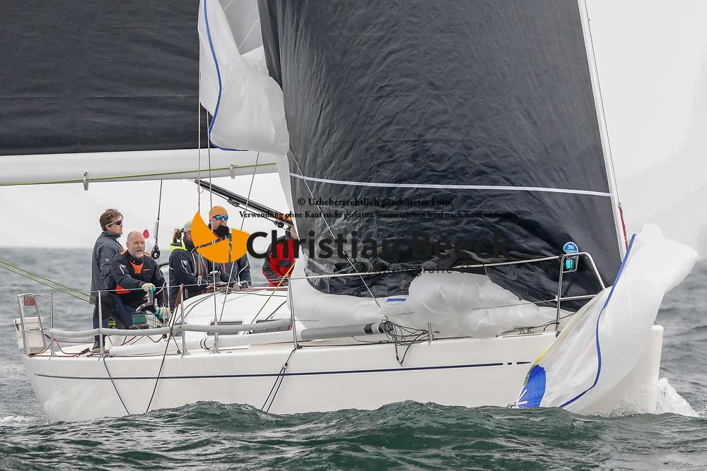 , Kiel - Maior 28.04. - 01.05.2018, ORC 2 - Nexus - DEN 6869 - X-402 DK Mod. - Søren JUNKER - Horsens Sejlklub