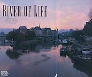 Travel and Leisure,  Paris Seine RIver