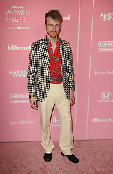Finneas O'Connell at the 2019 Billboard Women In Music held at the Hollywood Palladium in Hollywood, USA on December 12, 2019.