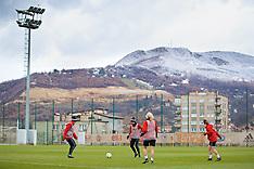 171127 Wales Training in Bosnia