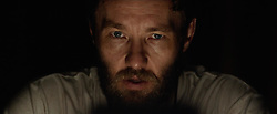 RELEASE DATE: June 9, 2017 TITLE:  It Comes At Night STUDIO: A24 DIRECTOR: Trey Edward Shults PLOT: Secure within a desolate home as an unnatural threat terrorizes the world, a man has established a tenuous domestic order with his wife and son. Then a desperate young family arrives seeking refuge. STARRING: CHRISTOPHER ABBOTT as Will, JOEL EDGERTON as Paul. (Credit Image: © A24/Entertainment Pictures/ZUMAPRESS.com)