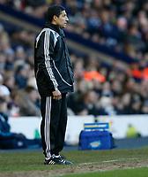 Photo: Steve Bond/Richard Lane Photography. West Bromwich Albion v Newcastle United. Barclays Premiership. 07/02/2009. Chris Hughton on the touchline
