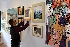 Place Exhibition, Dumfries, 17 April 2018
