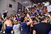 Commando Ultra' Dinamo<br /> Banco di Sardegna Dinamo Sassari - Segafredo Virtus Bologna<br /> Legabasket LBA Serie A 2019-2020<br /> Sassari, 22/12/2019<br /> Foto L.Canu / Ciamillo-Castoria