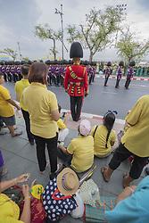 Parade to Royal Palace, Coronation of the King of Thailand, Rama X, His Majesty King Maha Vajiralongkorn Bodindradebayavarangkun, in Bangkok, Thailand, on May 04, 2019. Photo by Loic Baratoux /ABACAPRESS.COM
