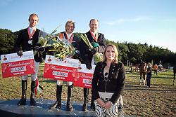 Kooremans Raf (NED), Lips Tim (NED), Van Dijck Jan<br /> CIC3* Breda Hippique 2010<br /> © Hippo Foto - Rinaldo de Craen