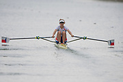 Plovdiv, Bulgaria, 10th May 2019, FISA, Rowing World Cup 1,  CZE W1X, Miroslava TOPINKOVA KNAPOVA, Women's Single Sculls, Mirka KNAPKOVA, © Peter SPURRIER,