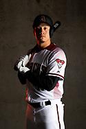 SCOTTSDALE, ARIZONA - FEBRUARY 20: 2019 MLB photo day posed portraits. (Photo by Sarah Sachs/Arizona Diamondbacks)