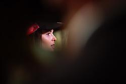 October 26, 2017 - Solden, Austria - Austrian skier Anna Veith during HEAD press conference on October 26th, 2017 in Solden, Austria. (Credit Image: © Damjan Zibert/NurPhoto via ZUMA Press)